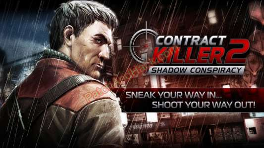 Contract Killer 2 Patch and Cheats money, gold