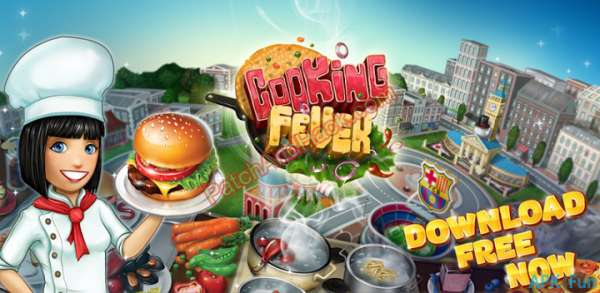 Cooking Fever Patch and Cheats money, crystals