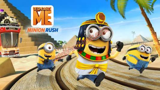 Despicable Me: Minion Rush Patch and Cheats bananas