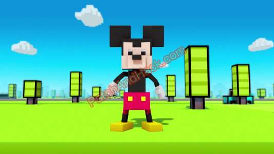 Disney Crossy Road Patch and Cheats money