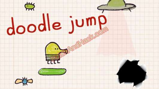 Doodle Jump Patch and Cheats money , gold