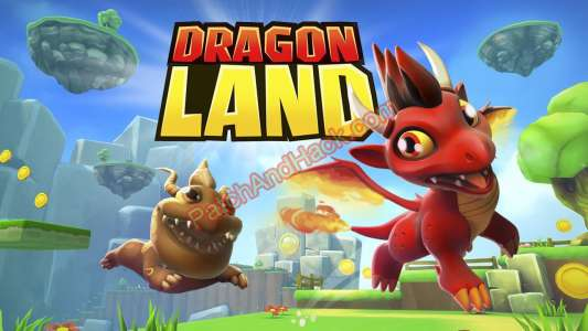 Dragon Land Patch and Cheats crystals, coins
