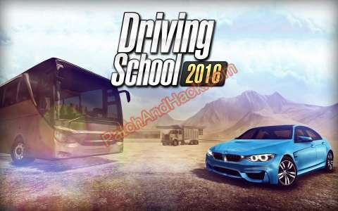 Driving School 2016 Patch and Cheats money