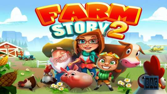 Farm Story 2 Patch and Cheats money