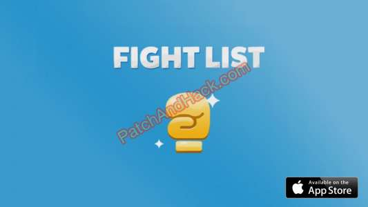 Fight List Patch and Cheats money