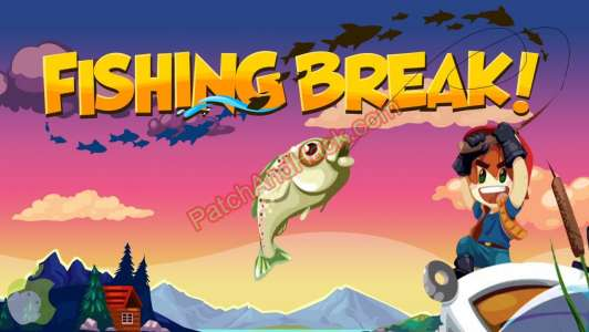 Fishing Break Patch and Cheats money, coins