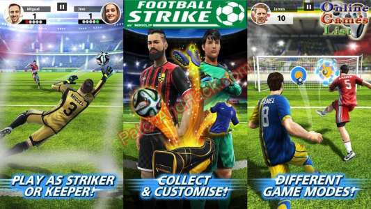 Football Strike Patch and Cheats money