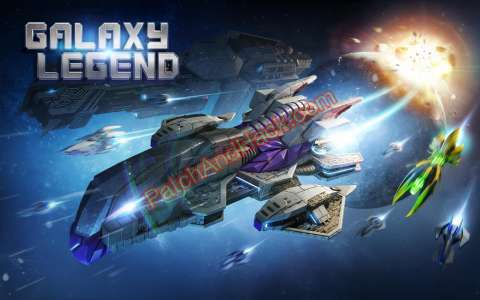 Galaxy Legend Patch and Cheats credits, energy