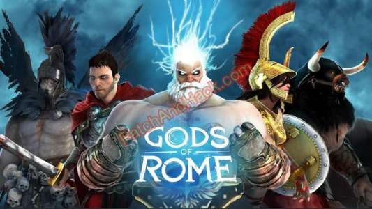 Gods of Rome Patch and Cheats crystals, keys
