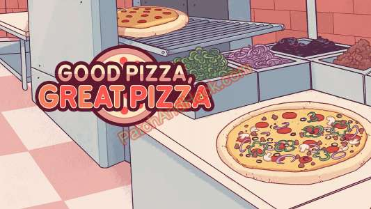 Good Pizza, Great Pizza Patch and Cheats money