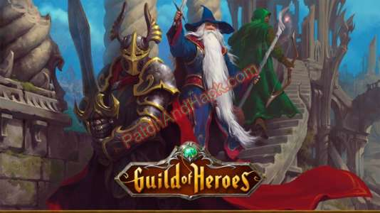Guild of Heroes Patch and Cheats gold, diamonds