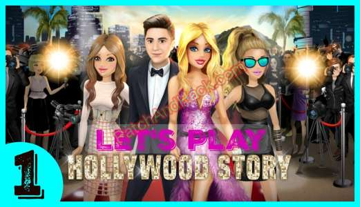 Hollywood Story Patch and Cheats money