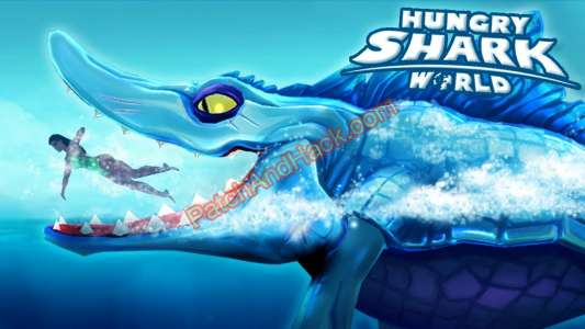Hungry Shark World Patch and Cheats money