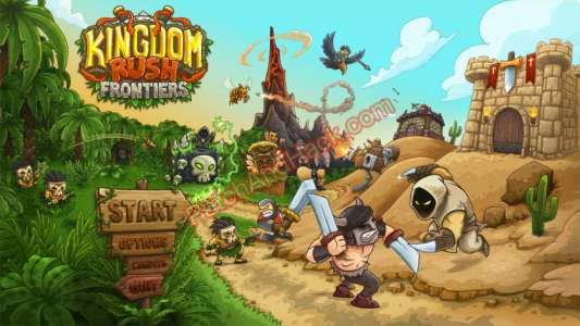 Kingdom Rush Frontiers Patch and Cheats diamonds, money