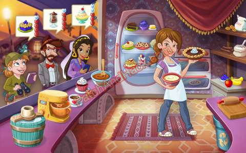 Kitchen Scramble Patch and Cheats coins, resources