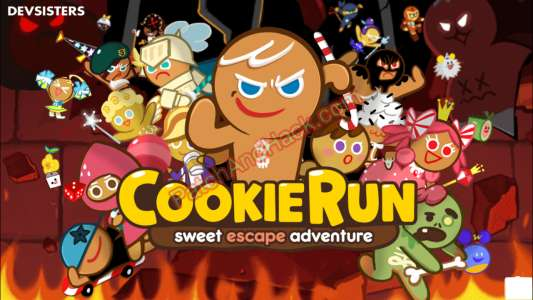 LINE Cookie Run Patch and Cheats crystals, coins