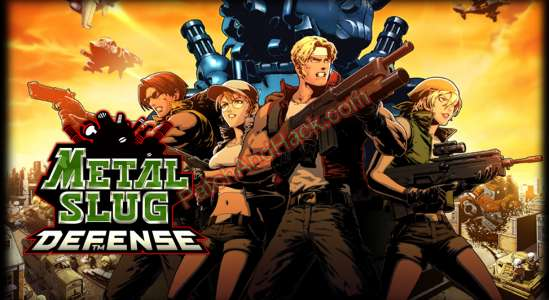 Metal Slug Defense Patch and Cheats money, gold