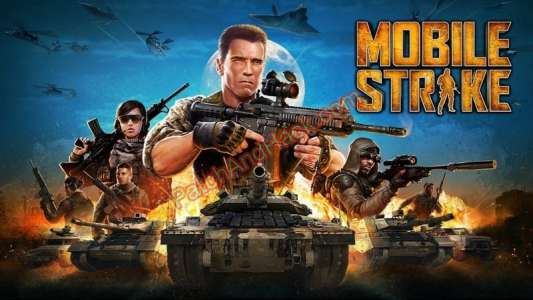 Mobile Strike Patch and Cheats gold, money