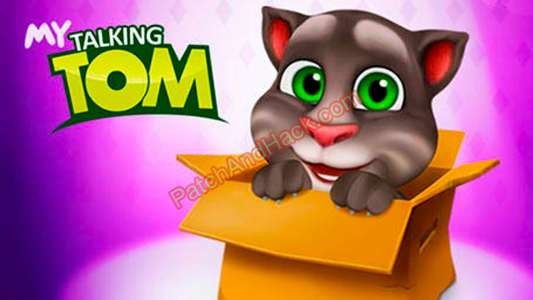 My Talking Tom Patch and Cheats money, diamonds