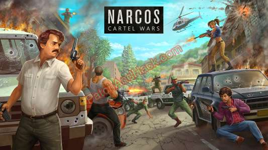 Narcos: Cartel Wars Patch and Cheats money