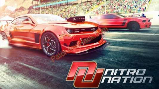 Nitro Nation Drag Racing Patch and Cheats money, repair