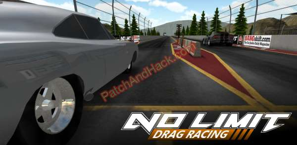 No Limit Drag Racing Patch and Cheats money