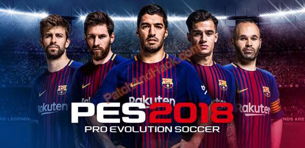 PES 2018 Patch and Cheats money