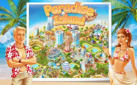 Paradise Island Patch and Cheats money