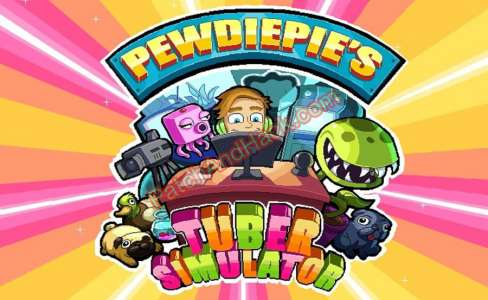 PewDiePie's Tuber Simulator Patch and Cheats money