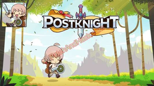 Patch for Postknight Cheats
