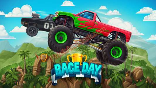 Race Day Patch and Cheats money