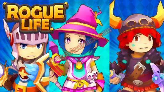Rogue Life Patch and Cheats money