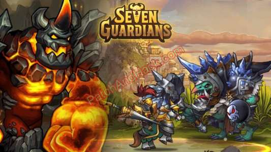 Seven Guardians Patch and Cheats coins, crystals