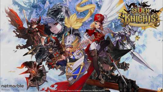 Seven Knights Patch and Cheats coins, crystals