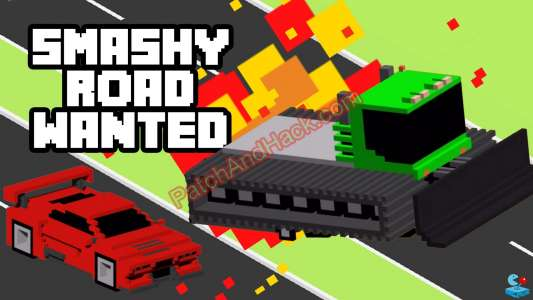 Smashy Road: Wanted Patch and Cheats money