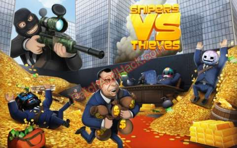 Snipers vs Thieves Patch and Cheats money, ammo