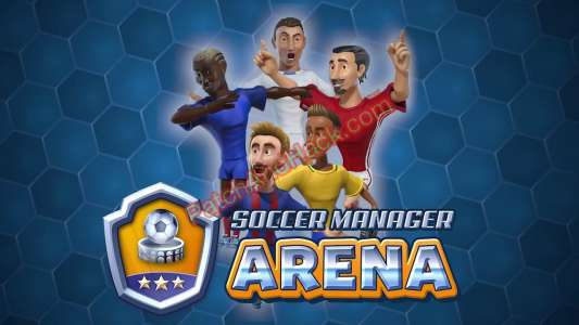 Soccer Manager Arena Patch and Cheats money