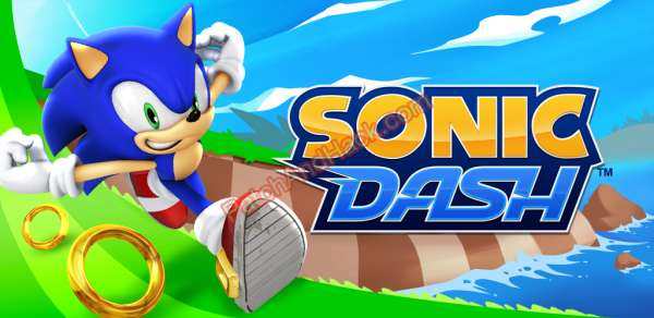 Sonic Dash Patch and Cheats rings, money