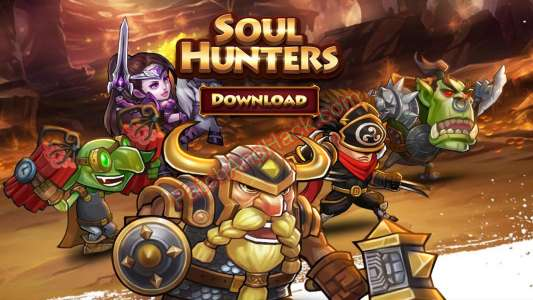 Soul Hunters Patch and Cheats money, crystals