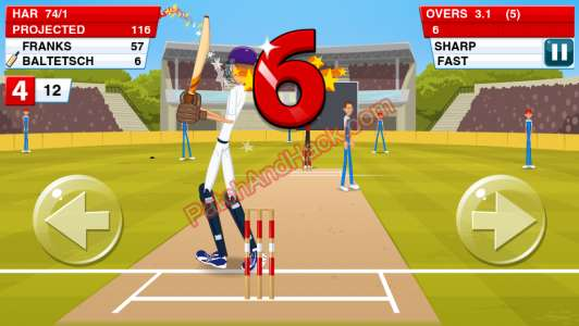 Stick Cricket 2 Patch and Cheats money