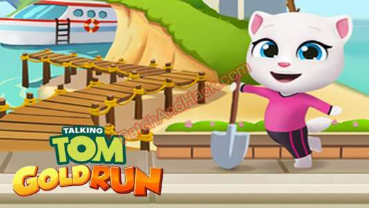 Talking Tom Gold Run Patch and Cheats gold