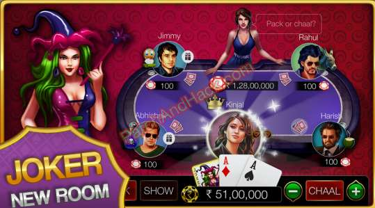Teen Patti Gold Patch and Cheats money, gold