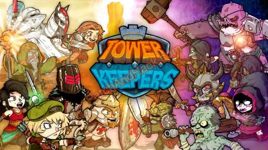 Tower Keepers Patch and Cheats money