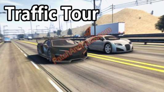 Traffic Tour Patch and Cheats money