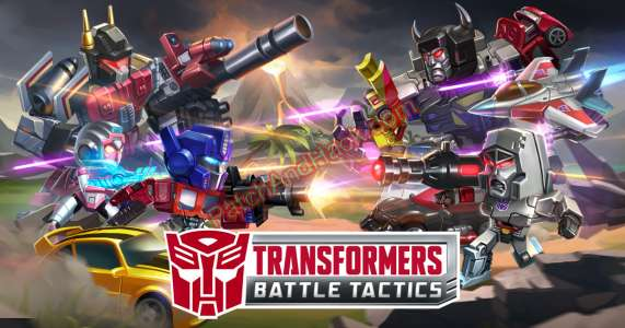 Transformers Battle Tactics Patch and Cheats gold, money
