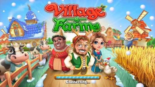 Village and Farm Patch and Cheats diamonds, gold