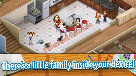 Virtual Families 2 Patch and Cheats money