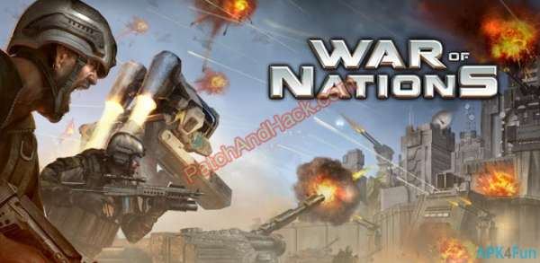 War of Nations Patch and Cheats money, technology