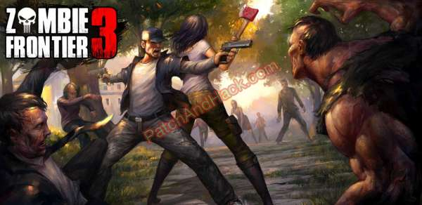 Zombie Frontier 3 Patch and Cheats money