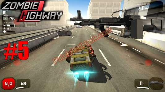Zombie Highway Patch and Cheats money